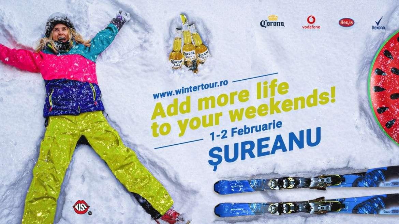 Winter Tour la Șureanu